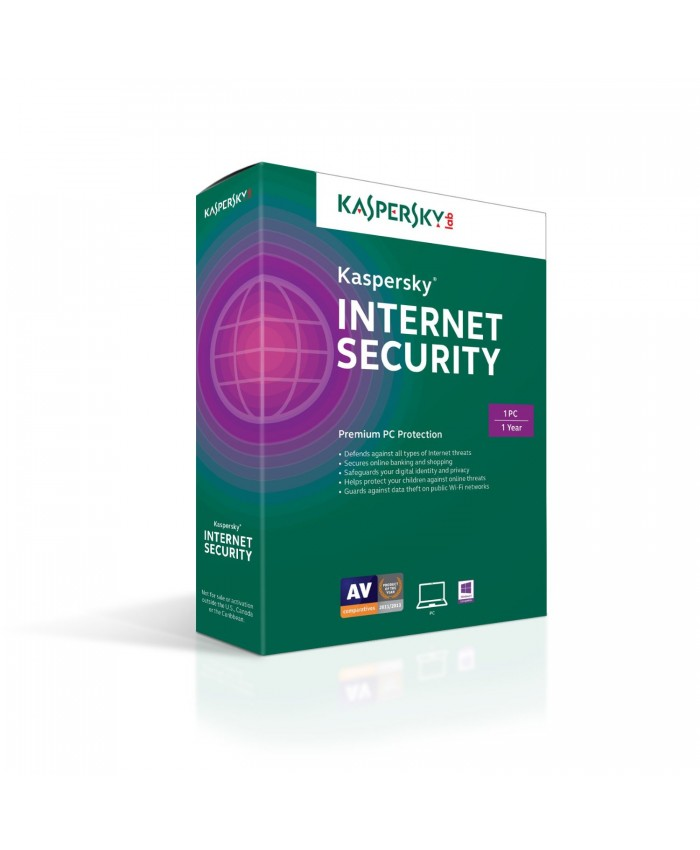 Kaspersky internet security for 3 PC