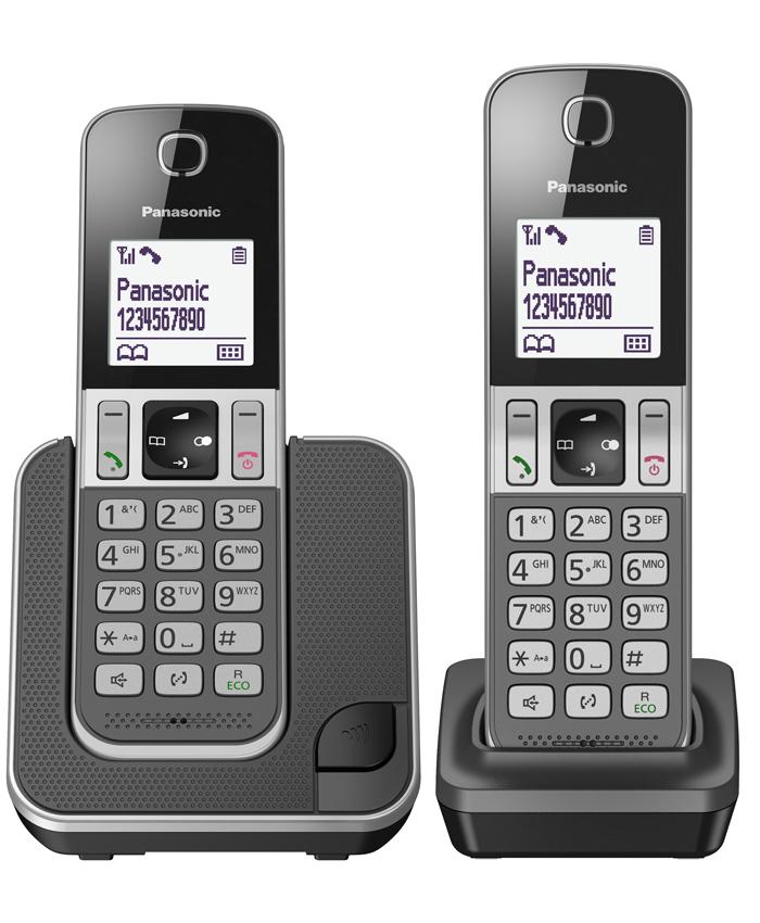 Điện thoại bàn mẹ bồng con Panasonic TX-TGD312