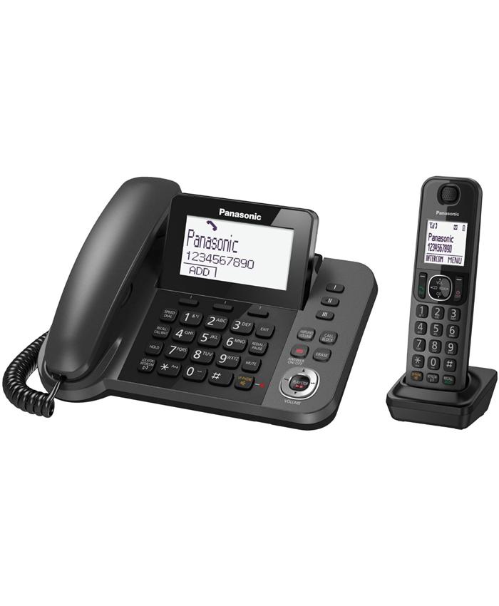 Điện thoại bàn mẹ bồng con Panasonic TX-TGF320