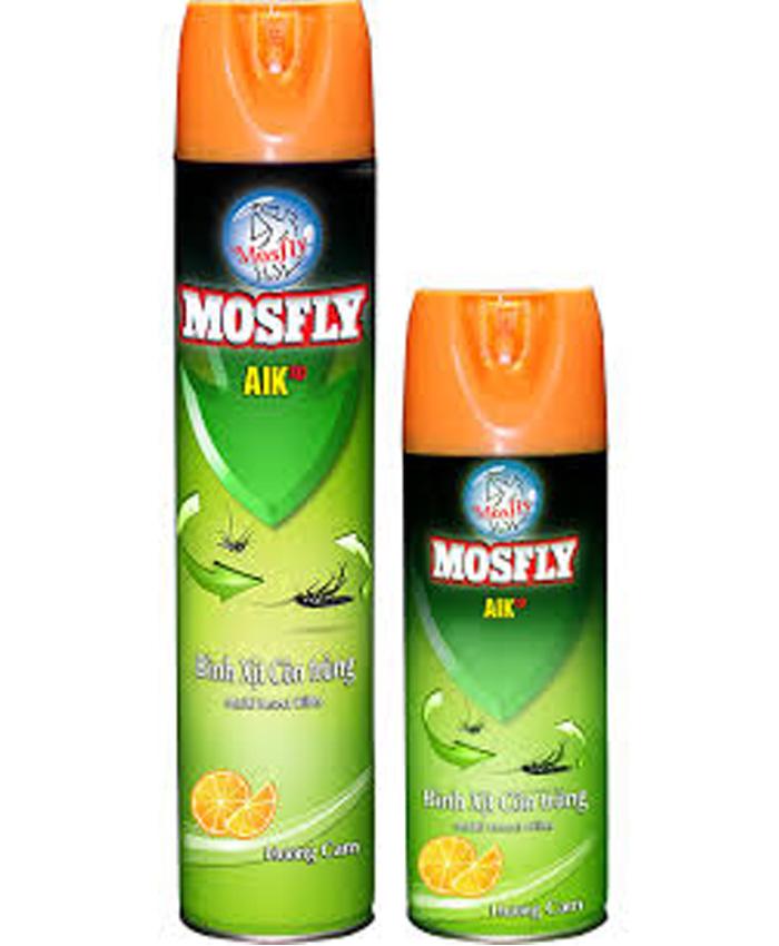 Chai xịt côn trùng Mostly