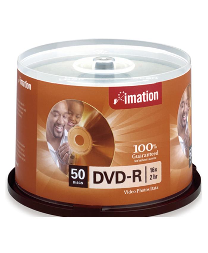 Đĩa DVD-R trắng Imation