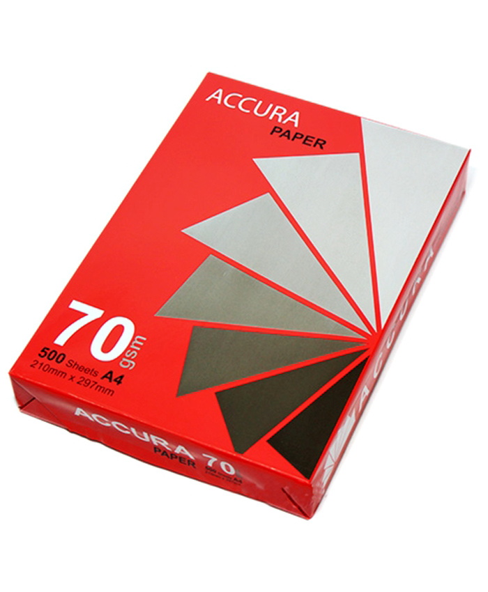 Giấy Indonesia 70 A4(21×30) Accura