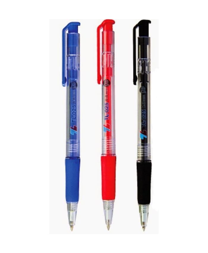 Viết bút bi Thiên Long 025