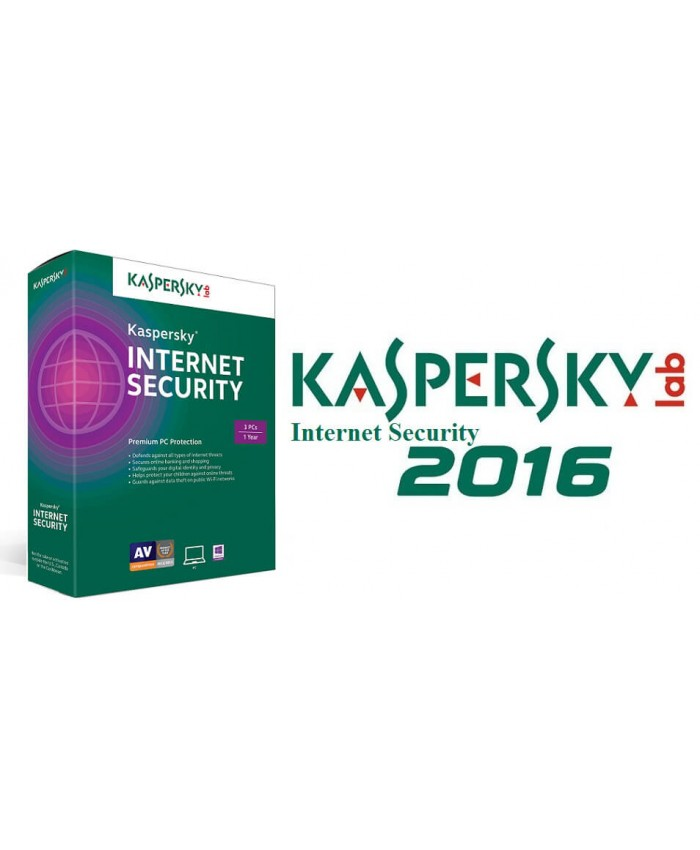 Kaspersky internet security for 1 PC