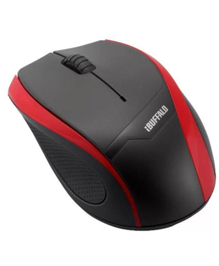 Chuột không dây iBuffalo BSMBW08