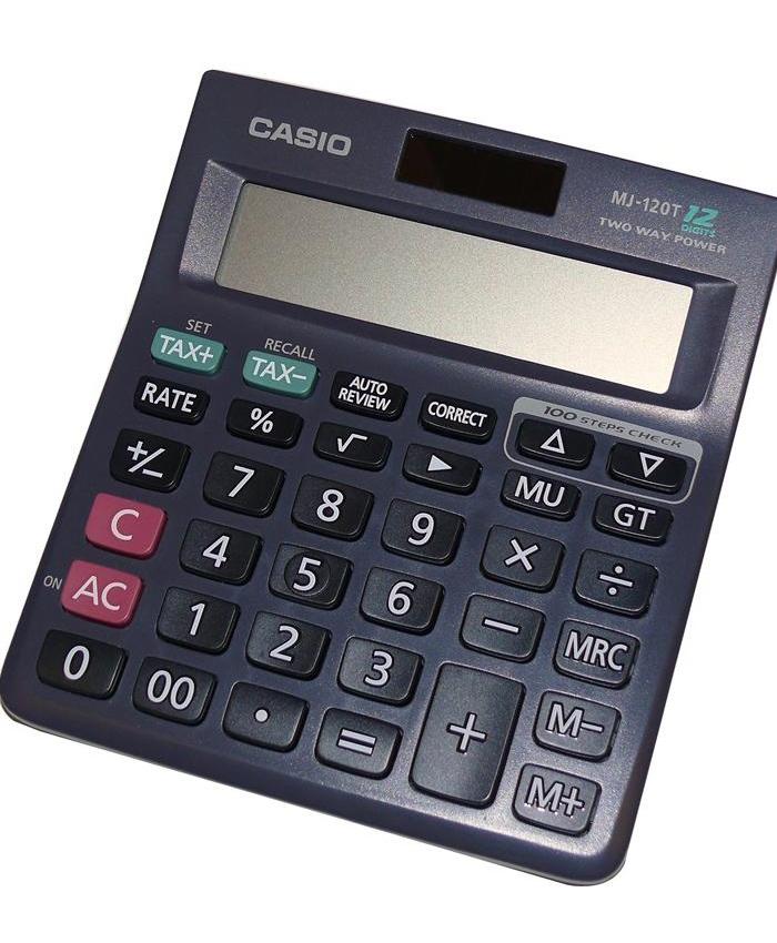 Máy tính CASIO MJ 120T