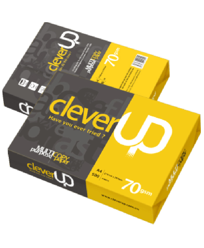 Giấy Việt Nam 70 A4 Clever Up