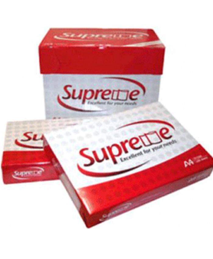 Giấy Thái Lan 70 A4(21×30) Supreme