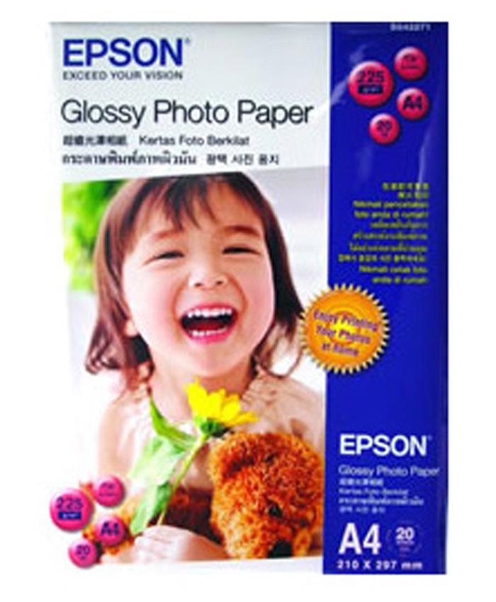 Giấy in hình 250 A4 (20tờ) Epson -Goad